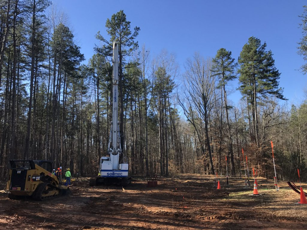 Phyto Drilling in South Carolina