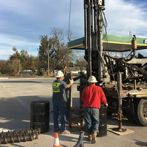 Gas Station Tank Removal